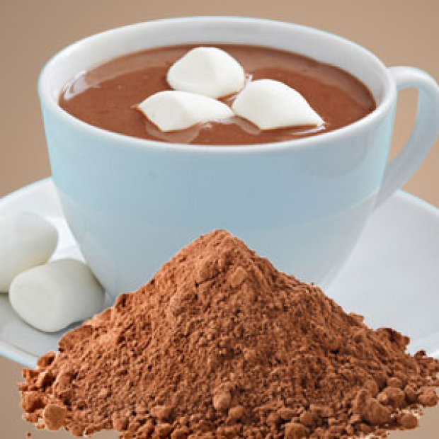 Hot Cocoa Fragrance Oil for making candles, soaps, creams, lotions, tonics and other cosmetics