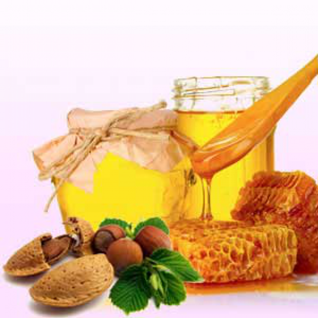 Honey Almond Fragrance Oil for making candles, soaps, creams, lotions, tonics and other cosmetics