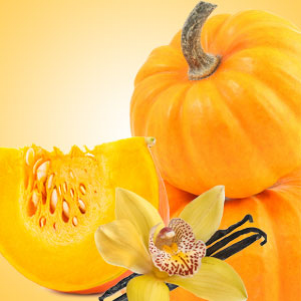 Pleasingly Pumpkin Fragrance Oil for making candles, soaps, creams, lotions, tonics and other cosmetics