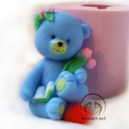 Bear Angelika 3D