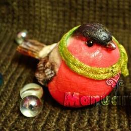 Bullfinch great 3D