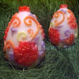 Egg openwork