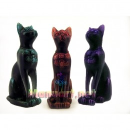 Egyptian cat Bastet 3D