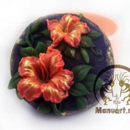 Hibiscus round
