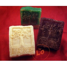 Silicone mold - Tree of Life - for making soaps, candles and figurines