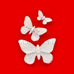 Mold butterflies