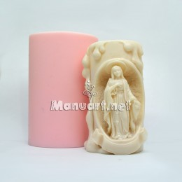 "Candle mold ""Virgin Mary"""