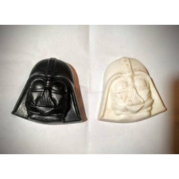 Silicone mold - Darth Vader Star Wars - for making soaps, candles and figurines