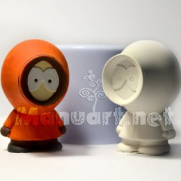 South Park Kenny 3D