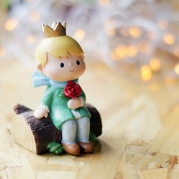 Silicone mold - Little prince 3D - for making soaps, candles and figurines