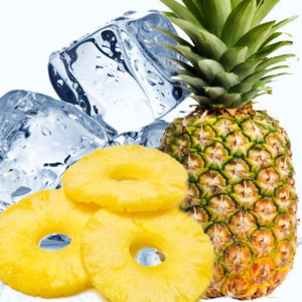 Iced Pineapple for making candles, soaps, creams, lotions, tonics and other cosmetics