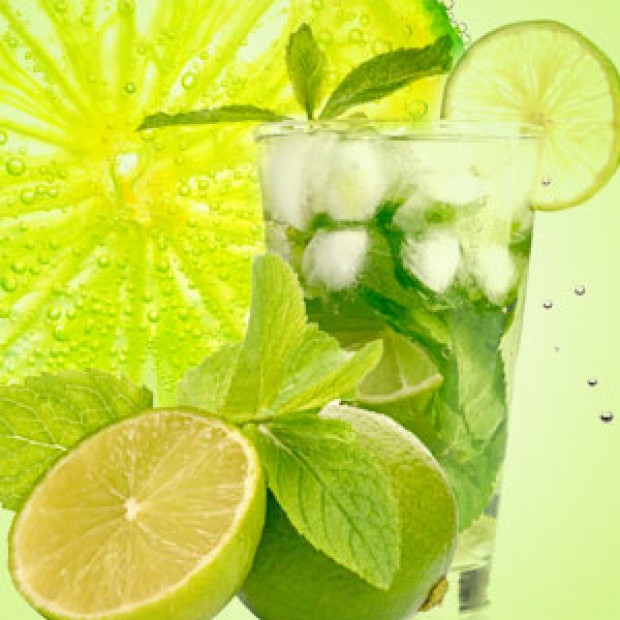 Mojito for making candles, soaps, creams, lotions, tonics and other cosmetics