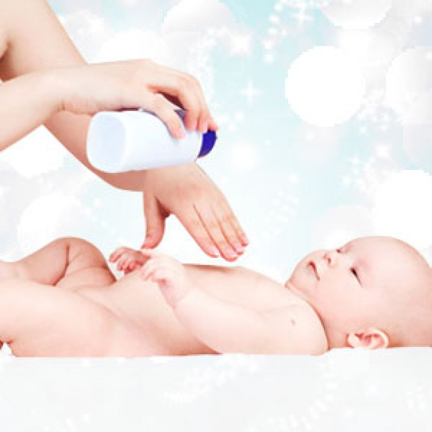 Baby Powder for making candles, soaps, creams, lotions, tonics and other cosmetics
