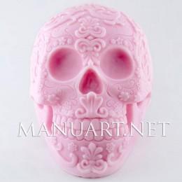 Big Mexican Skull 3D