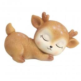 Sleeping fawn #3