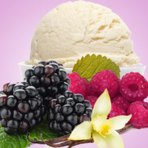 BLACK RASPBERRY & VANILLA for making candles, soaps, creams, lotions, tonics and other cosmetics