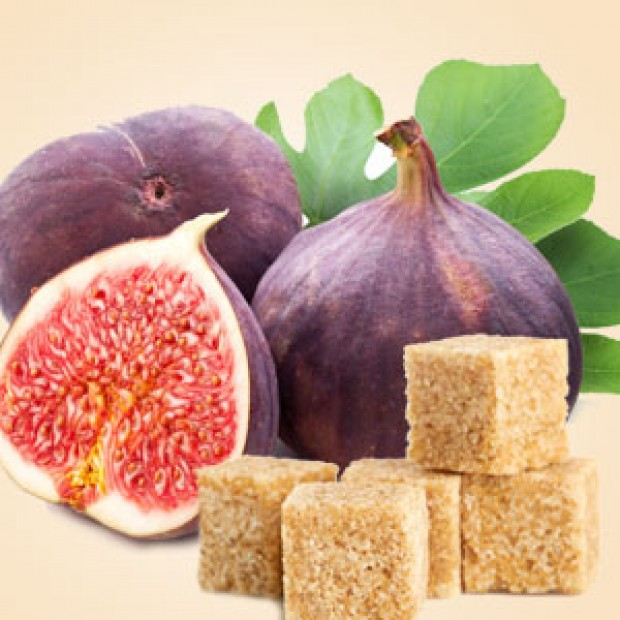 Brown Sugar and Fig Type for making candles, soaps, creams, lotions, tonics and other cosmetics