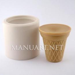 Ice cream cone 3D