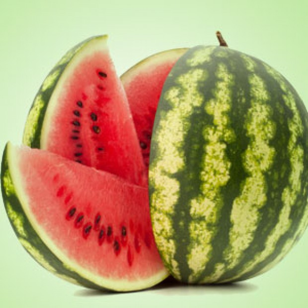 Watermelon for making candles, soaps, creams, lotions, tonics and other cosmetics