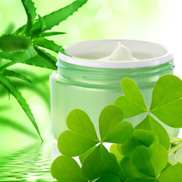 Green Clover and Aloe 30 ml for making candles, soaps, creams, lotions, tonics and other cosmetics