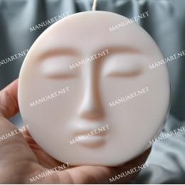 Moon face 3D