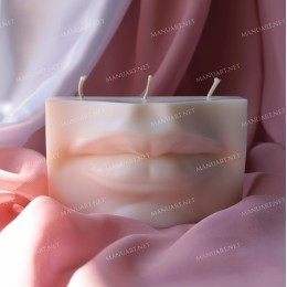 Large Lips of David 3D