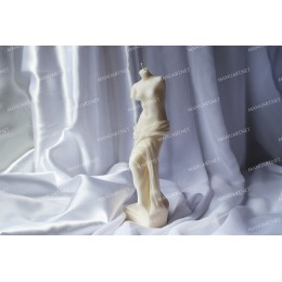 Silicone mold - Big Venus de Milo, Aphrodite 3D - for making soaps, candles and figurines