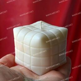 Pouf Cube 3D