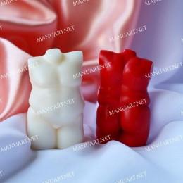 MINI plus size Male torso 3D