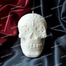 Medium Mexican Skull 3D