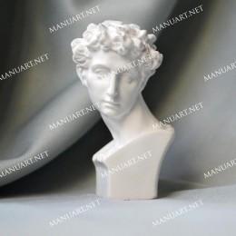 Little Giuliano de Medici bust 3D
