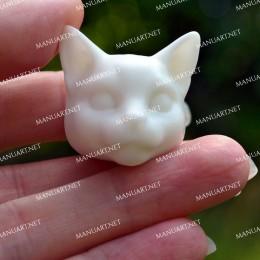 MINI cat head 3D