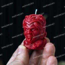 MINI Medusa Gorgon head 3D